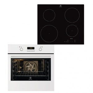 Electrolux EOA5400AOW+ EHH6240ISK
